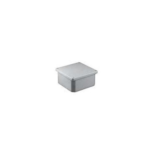 """Royal 6x6x4"""" PVC Junction Box"""