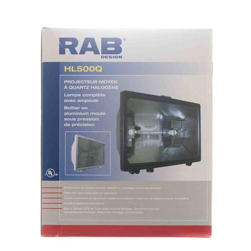 Rab Design Led Flood Lights: RAB DESIGN LED Flood Light 50W Yoke Mount
