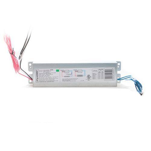 Standard 347V T12 Instant Start Electronic Ballast 1-2 Tubes