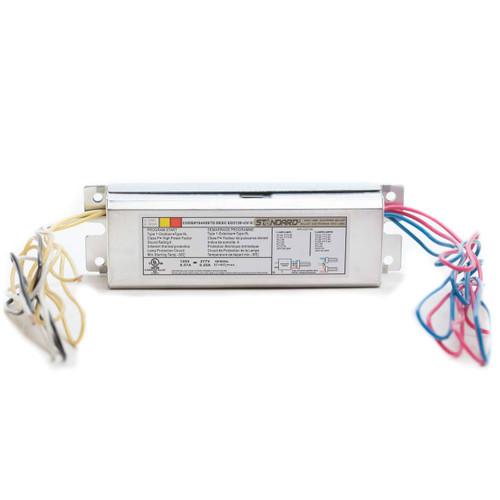 Standard 120V PL Series Programmed Start Electronic Ballast 1-2 Lamp