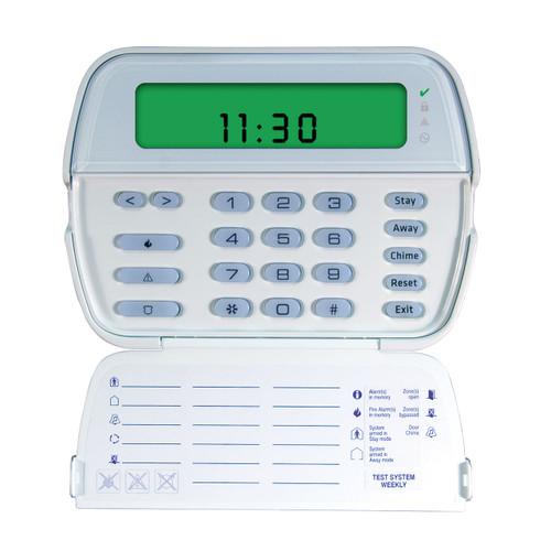 dsc pk5501 lcd picture icon keypad 64 zone english tremtech rh store tremtech com DSC PK5501 Programming PK5501 Wireless Enrollment