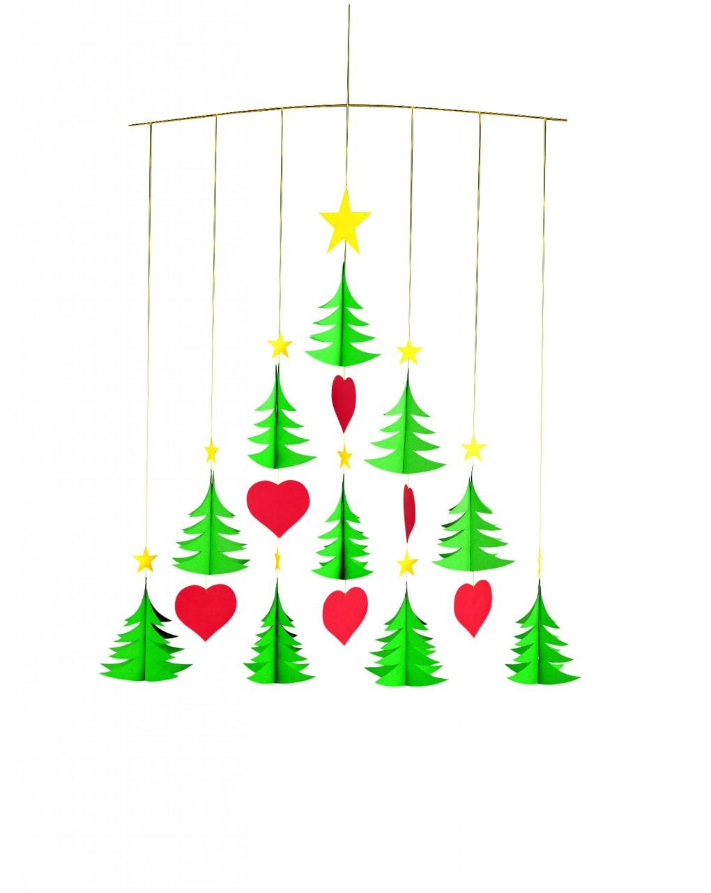 Flensted Christmas Tree 10 Mobile