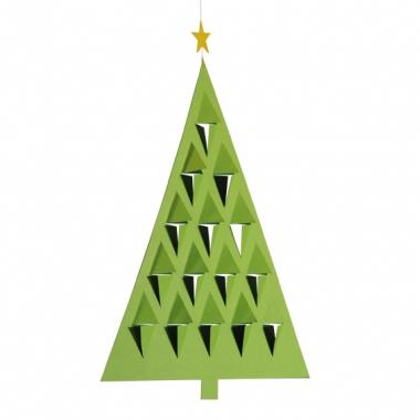 Prismas Tree Mobile