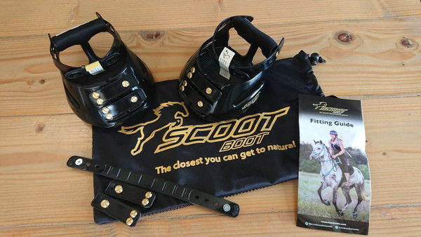 Scoot Boots- Pair