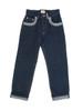 Children's Denim Jeans Trouser - Organic Cotton