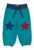 Baby Boy Organic Cotton Star Jogger