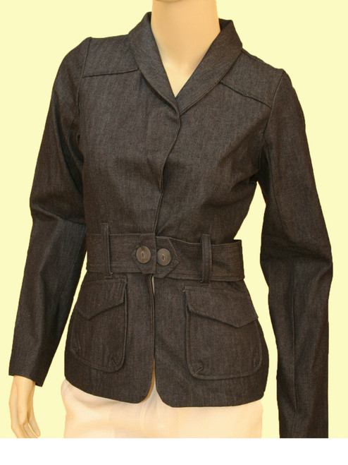 Bonnie Parker Jacket - Organic Cotton