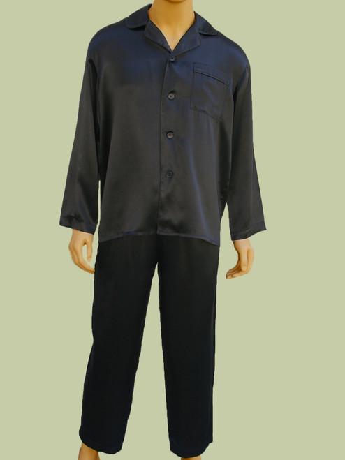 Charmeuse Silk Pajamas