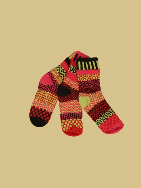 Ladybug Socks  -  Recycled Cotton