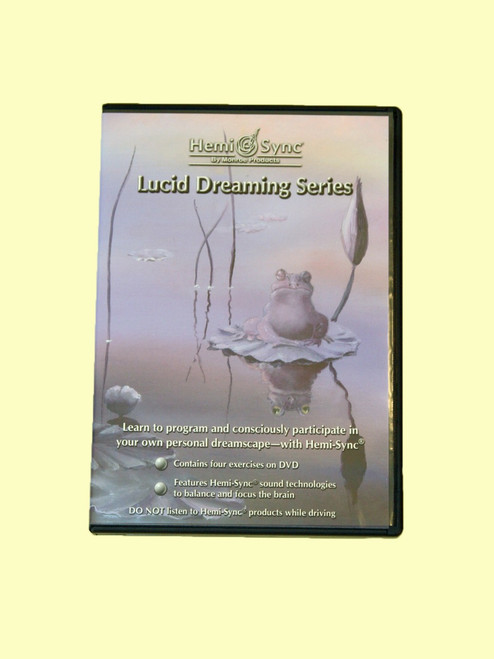 Hemi Sync - Wellness and Healing Music - Lucid Dreaming Series