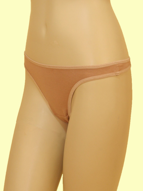 Sheer Thong - Organic Cotton