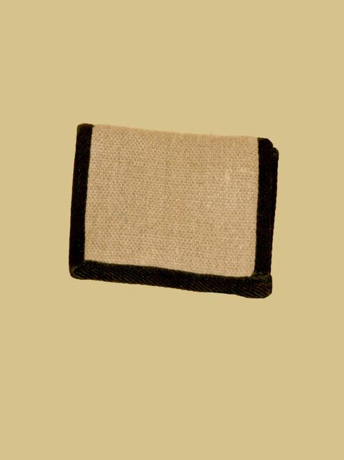 Simple Bi-Fold Wallet - Hemp