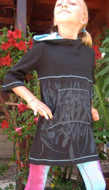 Tasha Keyheart Hoody - Organic Cotton