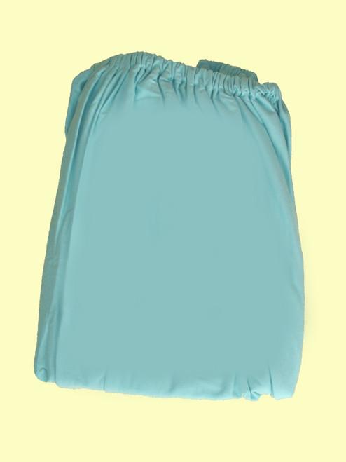 Boy Fitted Crib Sheet  - Organic Cotton