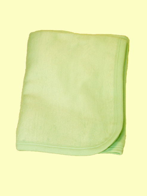 Crib Blanket - Certified Organic Cotton