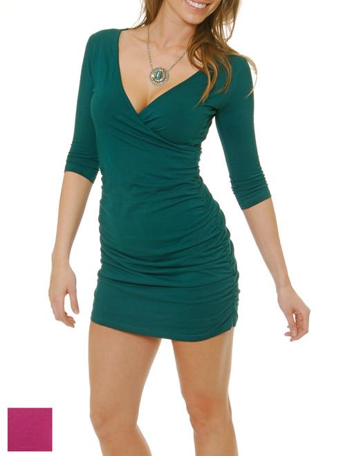 Bella Dress - Bamboo Jersey