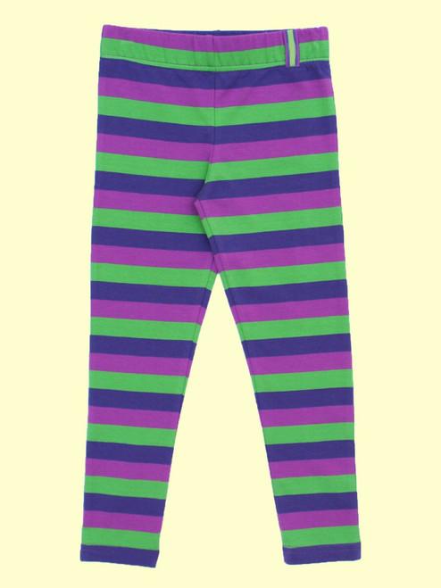 Stripy Leggings - Organic Cotton
