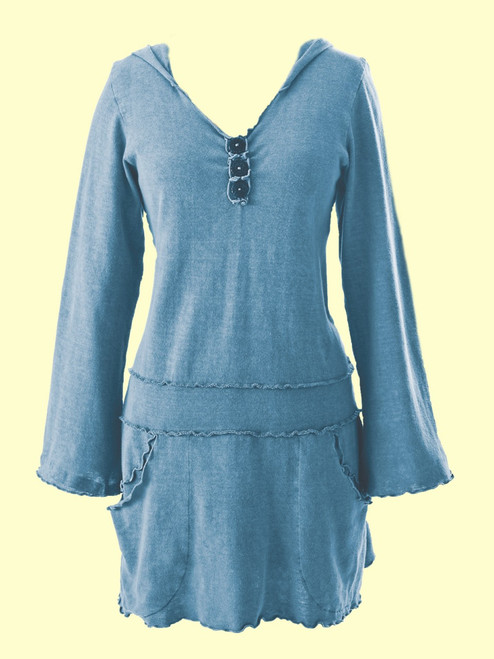 Sadie Top - Hemp & Organic Cotton Jersey