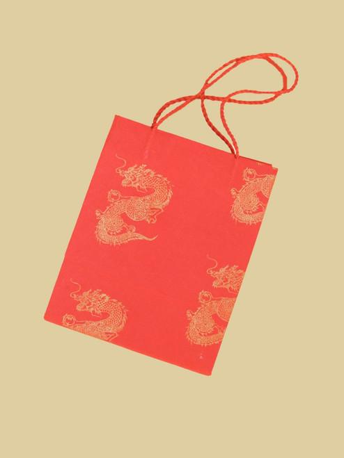 Dragon Design Small Gift Bag - Planet Friendly