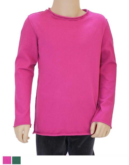Layering Long Sleeve T-Shirt - Organic Cotton