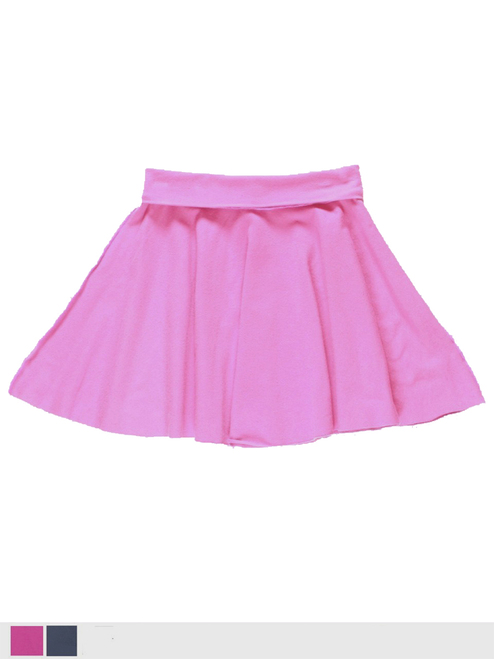 Organic Jersey Circle Skirt