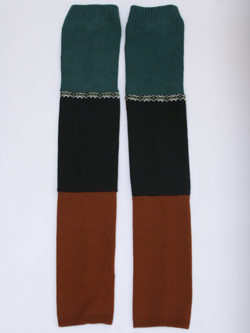 Gisselle Legwarmer Norway - Recycled Material