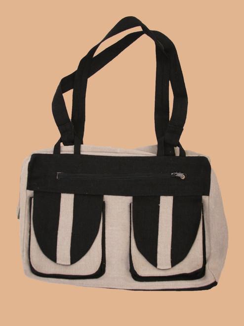 Voyager Handbag  - Hemp