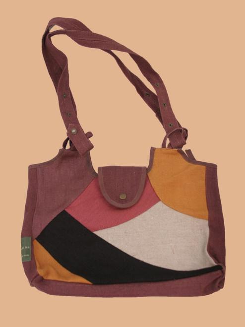 Milano Handbag - Hemp