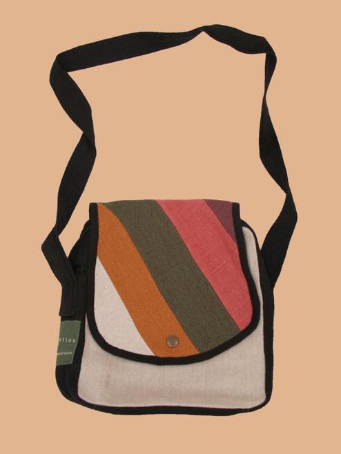 Rainbow Bag - Hemp
