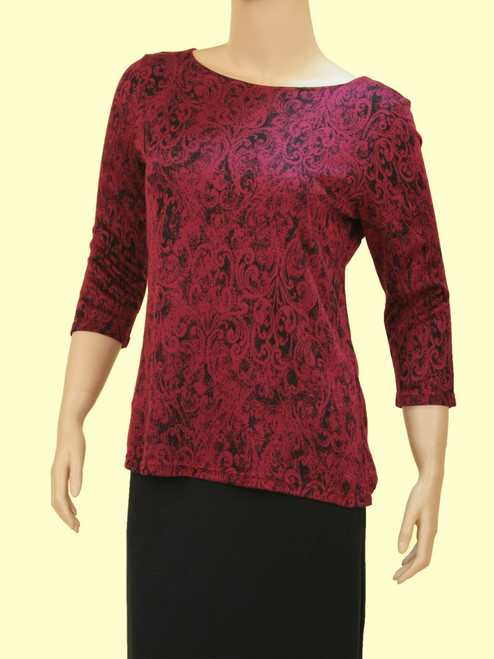 Women's Perfect Top - Bamboo Viscose Knit