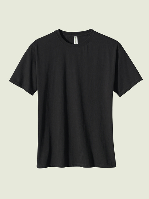 Men's S/S Classic Washed Tee - Certified Organic Cotton