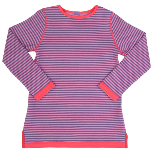 Reversible Stripy Tunic - Organic Cotton