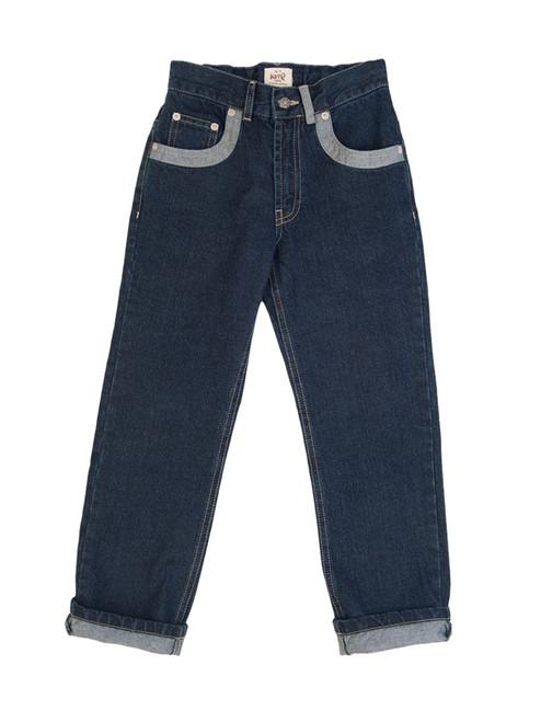 Denim Jeans Trouser - Organic Cotton