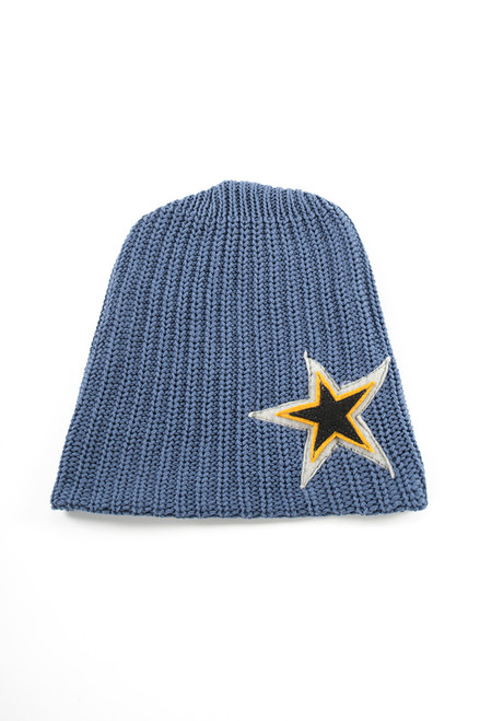Taylor Slouch Beanie - Up-cycled Materials