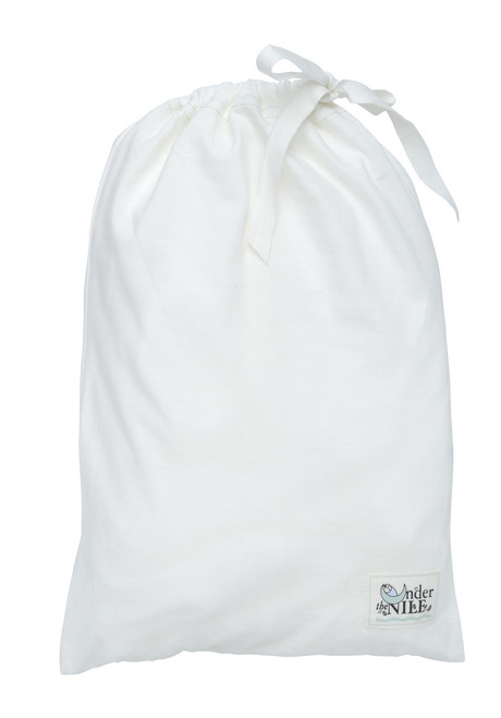 Fitted Crib Sheet In a Bag.  Organic Cotton - Fair Trade