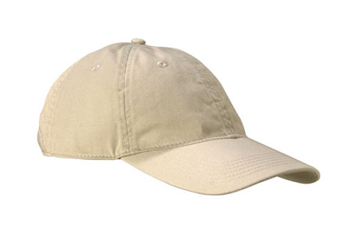 Oyster Unstructured Baseball Hat - Organic Cotton