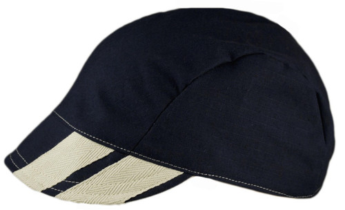Payton Fixie Hat - Up-cycled Materials