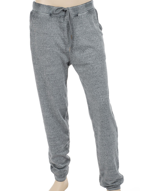 Burnout Wash Jogger Pant - Organic Cotton/Recycled Polyester Blend