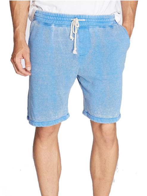Men's Burnout Fleece Sweat Short