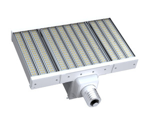 100W LED Shoebox Retrofit Kit