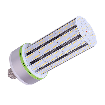 Replace a 800-1000 watt HID Bulb with a 200 watt LED in an enclosed fixture.