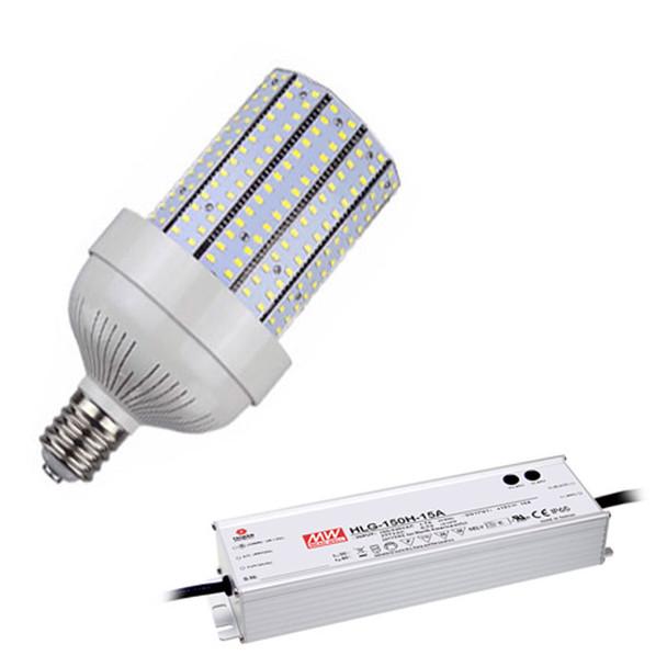 135 Watt LED Bulb For and enclosed  fixture.