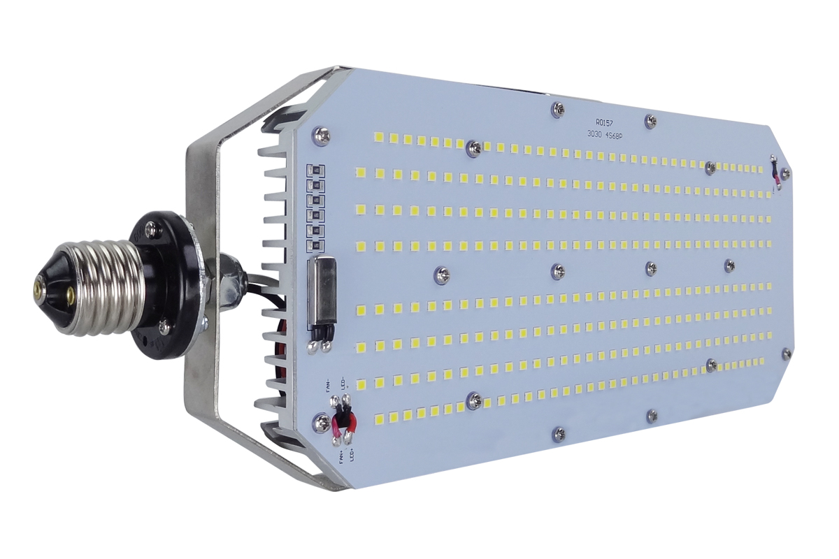 LED Retrofit Kit- Replacement for 1000-1200 Watt HID In A Fully Enclosed Fixture