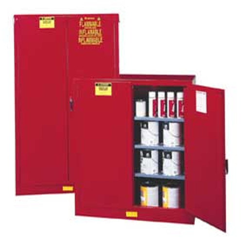Safety Cabinet, 60 gal w/Sure-Grip Handle