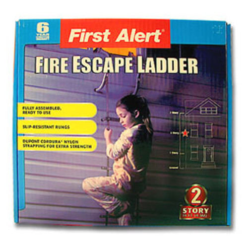 Fire-Escape Ladder