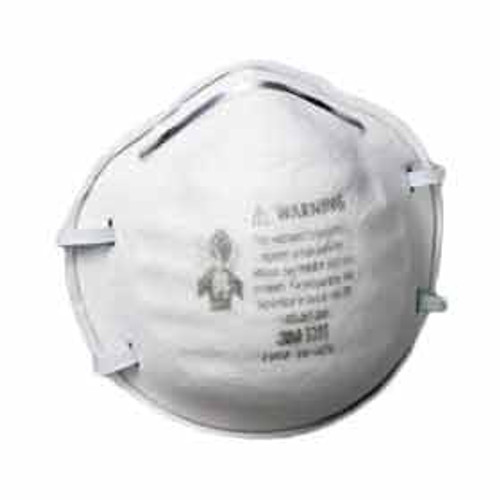 N95 Particulate Respirator, for non-Oil-Based Uses