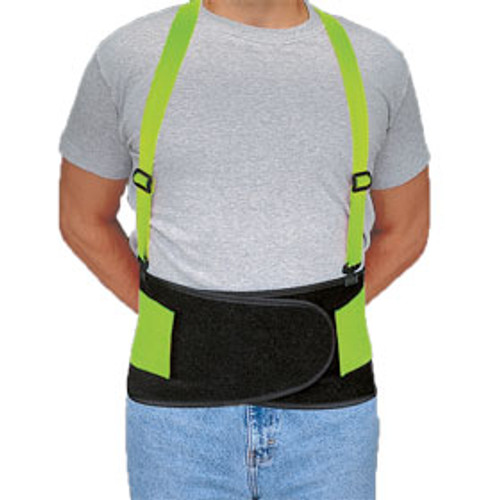 Economy HiViz Back Belt