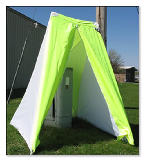 Ped-Pal Portable Pop-Up Shelters & Ped-Pal Portable Pop-Up Shelters - Calolympic Safety