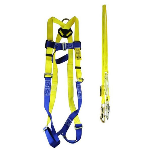 4456 Advantage Harness/Lanyard Kit