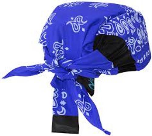 Arctic Radwear Cooling Headshade, Blue Paisley